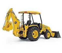 Earthmoving equipment rentals in Northern Delaware