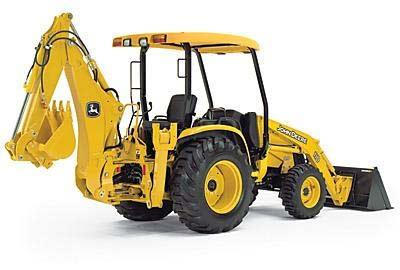 Where to find LOADER BACKHOE JD 110TLB in Wilmington