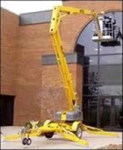 Rental store for 45  BOOM LIFT in Wilmington DE