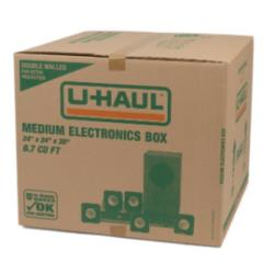 Rental store for MEDIUM ELECTRONICS BOX in Wilmington DE