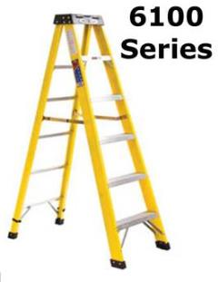 Rental store for 8  FIBERGLASS STEP LADDER in Wilmington DE