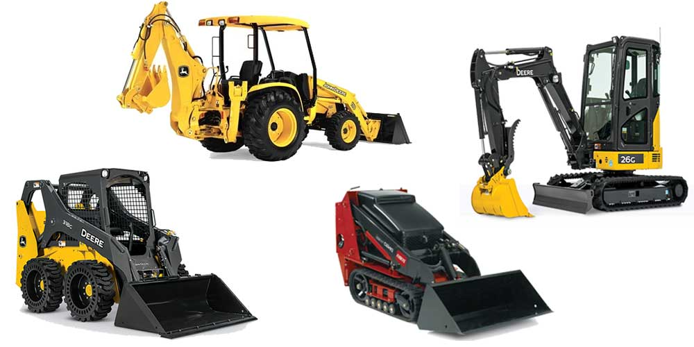 Equipment Rentals in Wilmington & Middletown DE